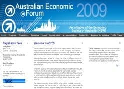 Australian Economic Forum
