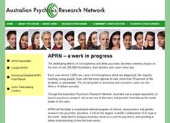 Australian Psychosis Research Network