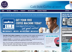 Bluepod Coffee Co