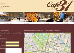 Cafe 31