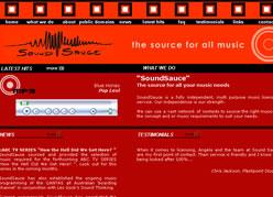 Sound Sauce