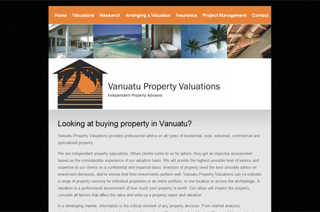 Vanuatu Property Valuations