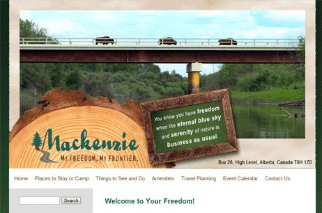 Tourism Mackenzie