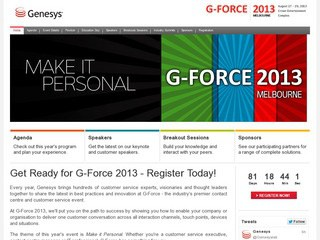 Genesys G-Force