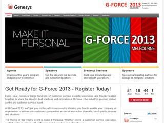 Genesys G-Force