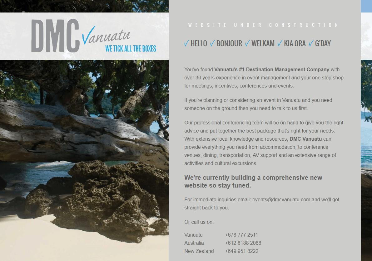 DMC Vanuatu