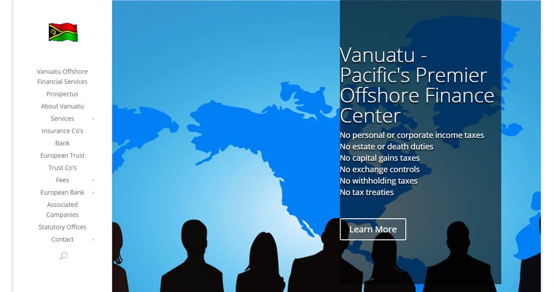 Vanuatu Offshore Financial Services