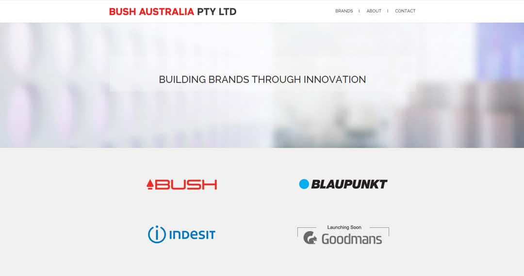 Bush Australia PTY LTD