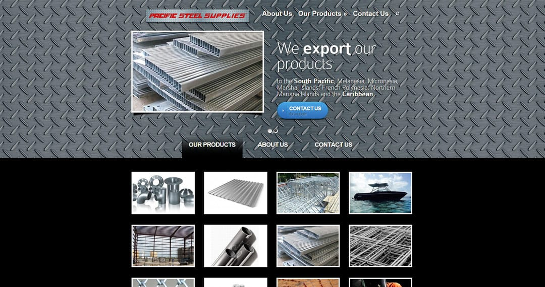 Pacific Steel Supplies