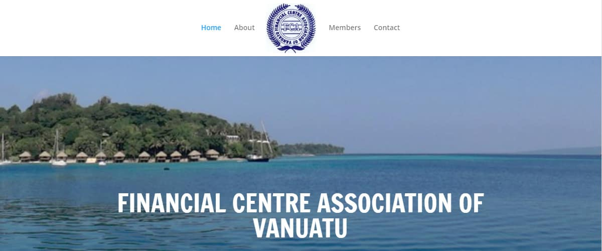Financial Center Association of Vanuatu