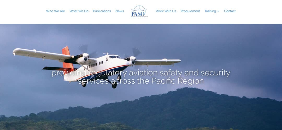 Pacific Aviation Safety Office (PASO)
