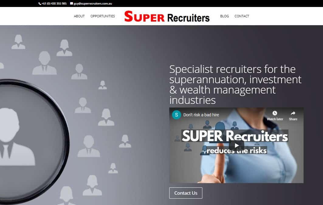 Super Recruiters